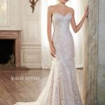 Heart Shaped Neckline Wedding Dresses Maggie Sottero Wedding Dresses