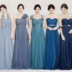 Jenny Yoo Annabelle Dress In Shades Of Blue Jenny Yoo Bridesmaids Dresses