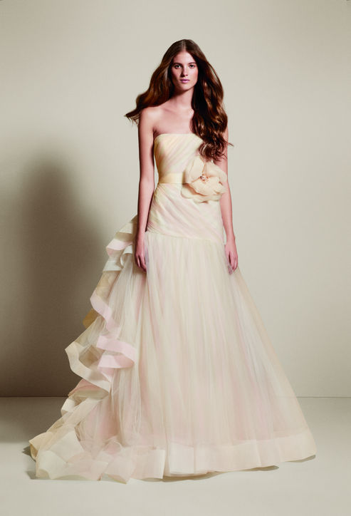 The Newest Wedding and Bridesmaid Dresses Vera Wang Designed for Vera Wang Dresses Wedding
