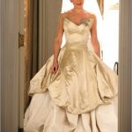 Vivienne Westwood Wedding Dresses What Celebrity S Or Movie Character S Wedding Look Do You Love