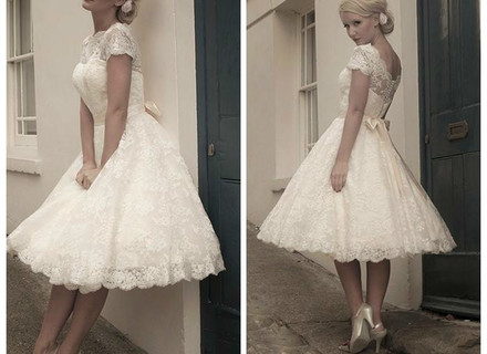 50s Bridesmaid Dresses