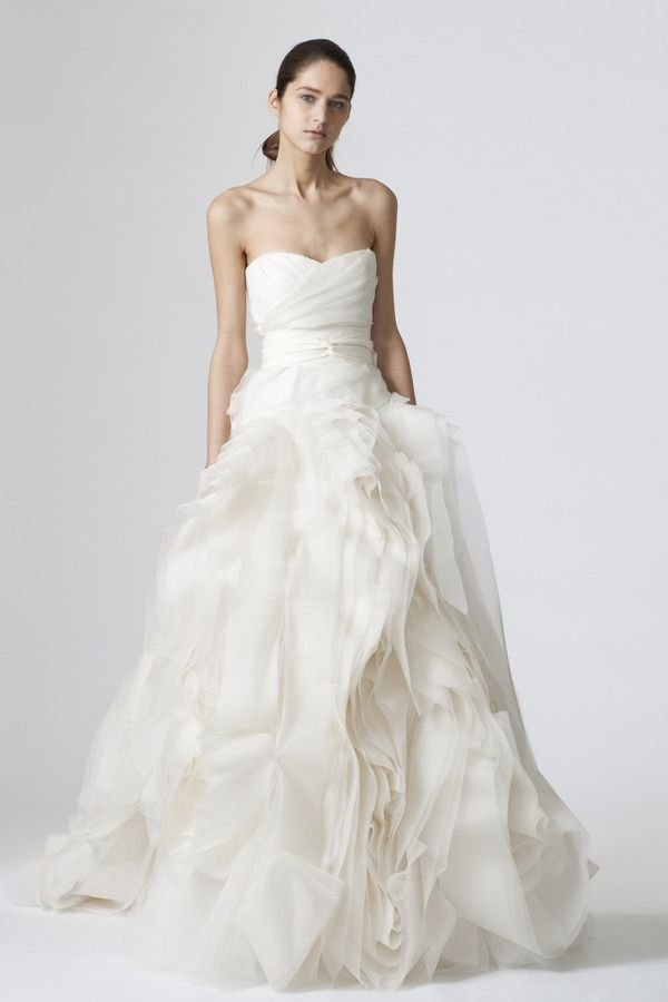 63 Best Vera Wang Bridal Collections Images On Pinterest Vera Wang ...