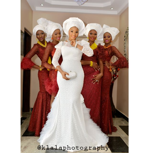Ankara Wedding Dresses