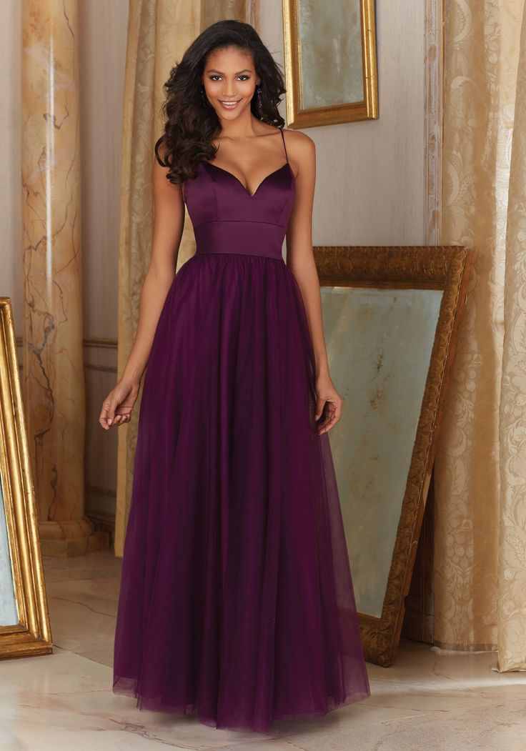 Eggplant Bridesmaid Dresses 26 Best Mori Lee Bridesmaids Dresses Images On Pinterest