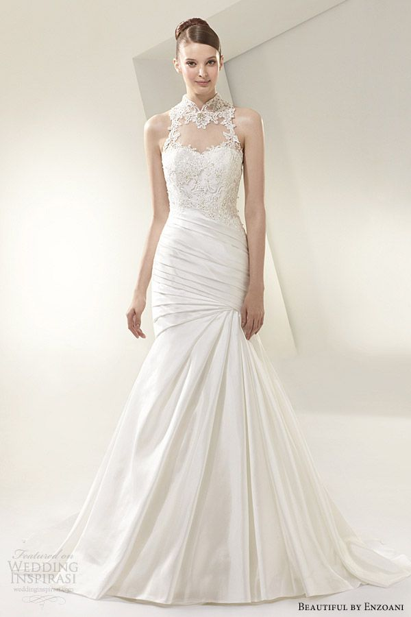 Enzoani 2014 Collections Highlights and Trends — Sponsor Highlight Enzoani Mother Of the Bride Dresses