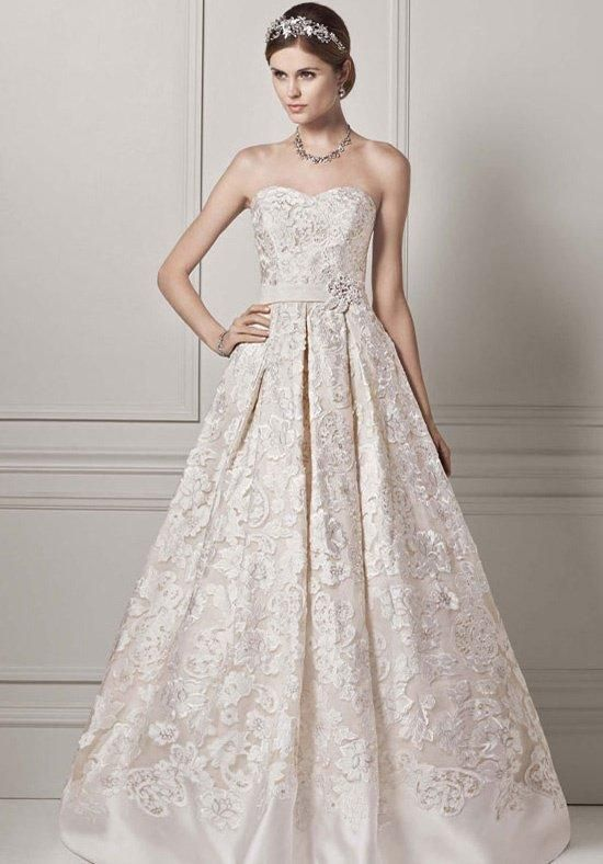 Oleg Cassini Wedding Dresses Pin by the Knot On Wedding Dresses Pinterest